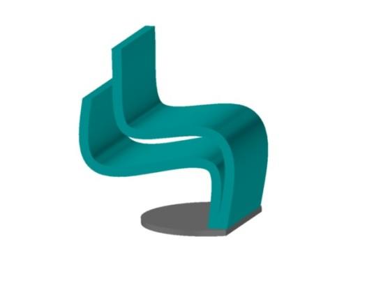 Slide 3 - Chair base